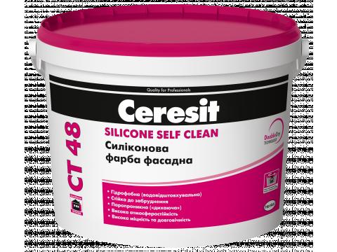 Ceresit CT 48 Silicone Self Clean База прозора