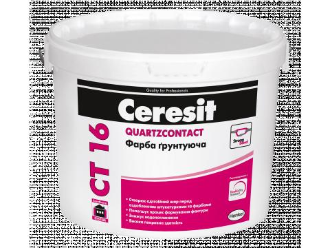Ceresit CT 16 Quartzcontact
