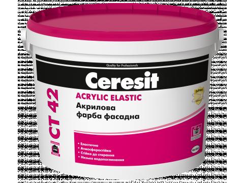 Ceresit CT 42 Acrylic Elastic