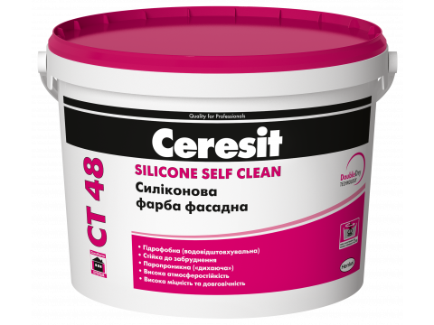Ceresit CT 48 Silicone Self Clean База
