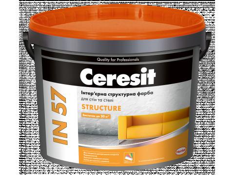 Ceresit IN 57 Structure
