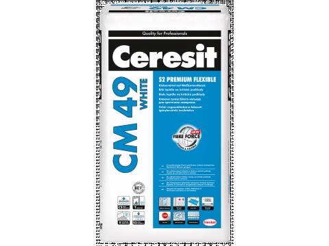 Ceresit CM 49 WHITE S2 Premium Flexible
