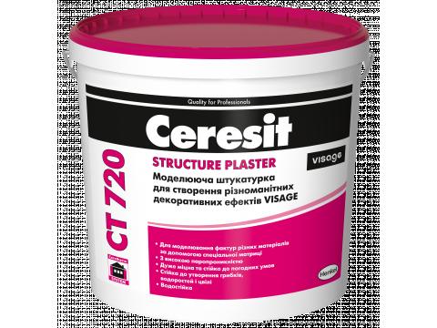 Ceresit CT 720 Structure Plaster
